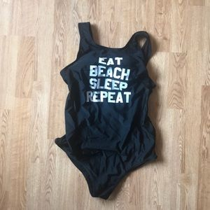 Maternity swim suit
